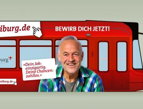 Portraits für Strassenbahn